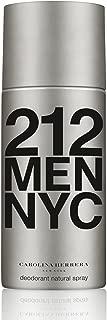 Best 212 men nyc deodorant Reviews
