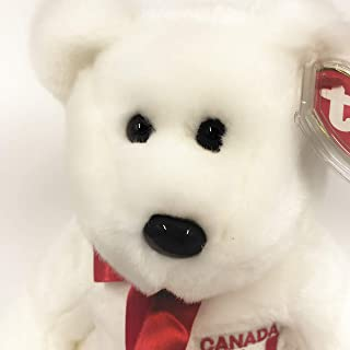 TY Beanie Buddy - MAPLE the Bear (Canada Exclusive)