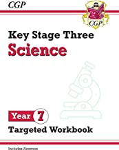New KS3 Science Year 7 Targeted Workbook (with answers) (CGP KS3 Science)