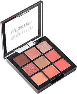 Swiss Beauty Mini Eyeshadow 9 Colors Palette-Shade02
