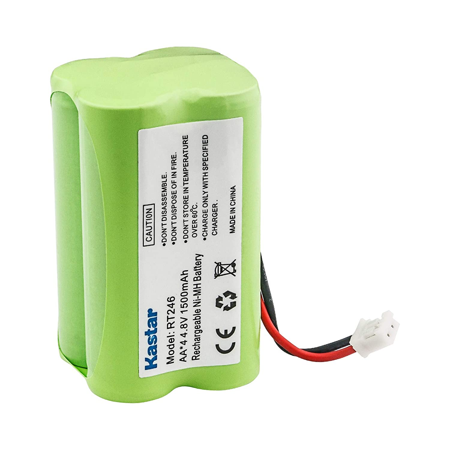 Kastar Extended Battery Replacement for Select Summer Baby Video Monitors, Summer Baby Infant 02090 Infant 0209A Infant 0210A Infant 02720