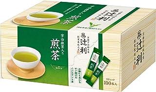 辻利 インスタント 宇治抹茶入り煎茶100P