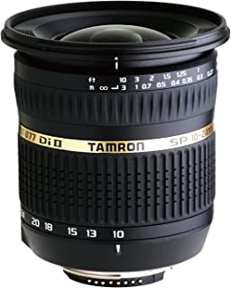 Tamron Auto Focus 10-24mm f/3.5-4.5 SP Di II LD Aspherical (IF) Lens with Built-in Auto Focus Motor for Nikon Digital SLR ...