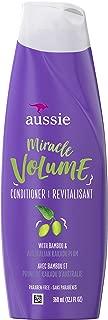 Aussie For Fine Hair 防腐剂奇?;し⑺?,不含紫红色和竹子,12.1 液体盎司,6 支装