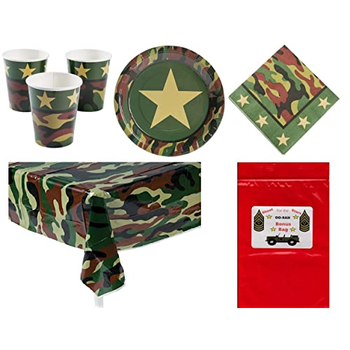 Army Party Decorations Amazon Com