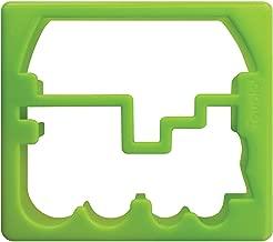Tovolo Sandwich Shaper - Bee & Hive Train & Boat One Size Green
