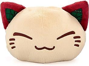 Nemu Nemo Neko Kuscheltier Katze beige rot - Manga Anime Ota