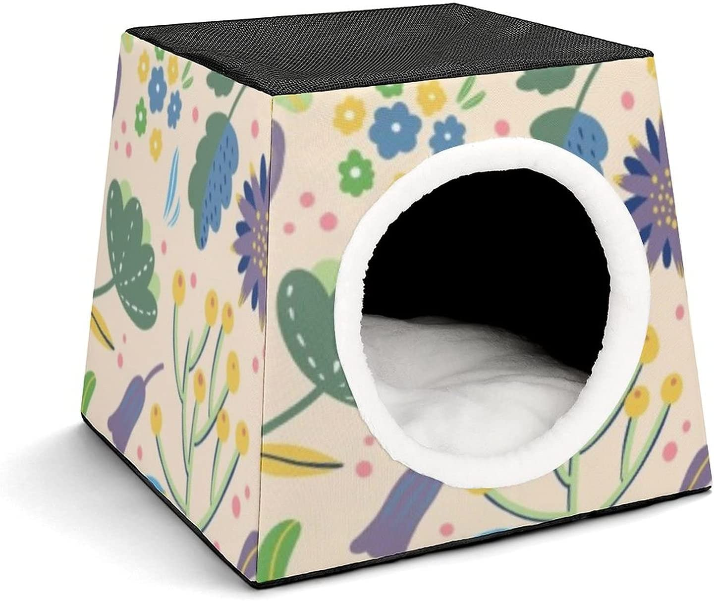 Cozy 2021 spring and summer new Pet Bed Warm Nest Capsule Sleeping Hous Max 42% OFF Shape Puppy