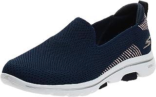 الحذاء الرياضي جو ووك 5-برايزد للنساء من سكيتشرز، مقاس،