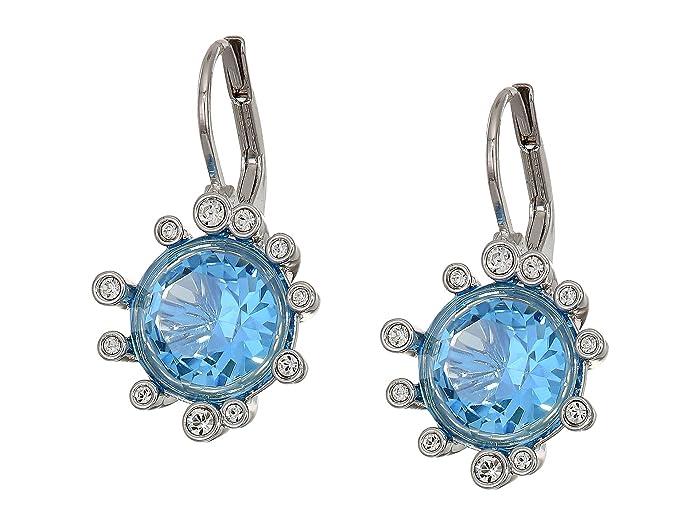 71d25be5101a3 Swarovski Olive Pierced Earrings   Zappos.com