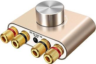 ELEGIANT Mini bluetooth Verstärker HiFi Stereo Audio Wireless bluetooth Endstufe 50W * 2..