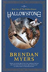 Hallowstone: Book Two of The Hidden Houses Kindle Edition