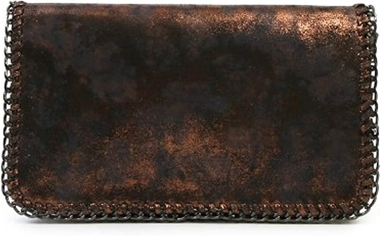 [SBM] Fashion Limited Foldover Pouch Fashion Clutch Handbag