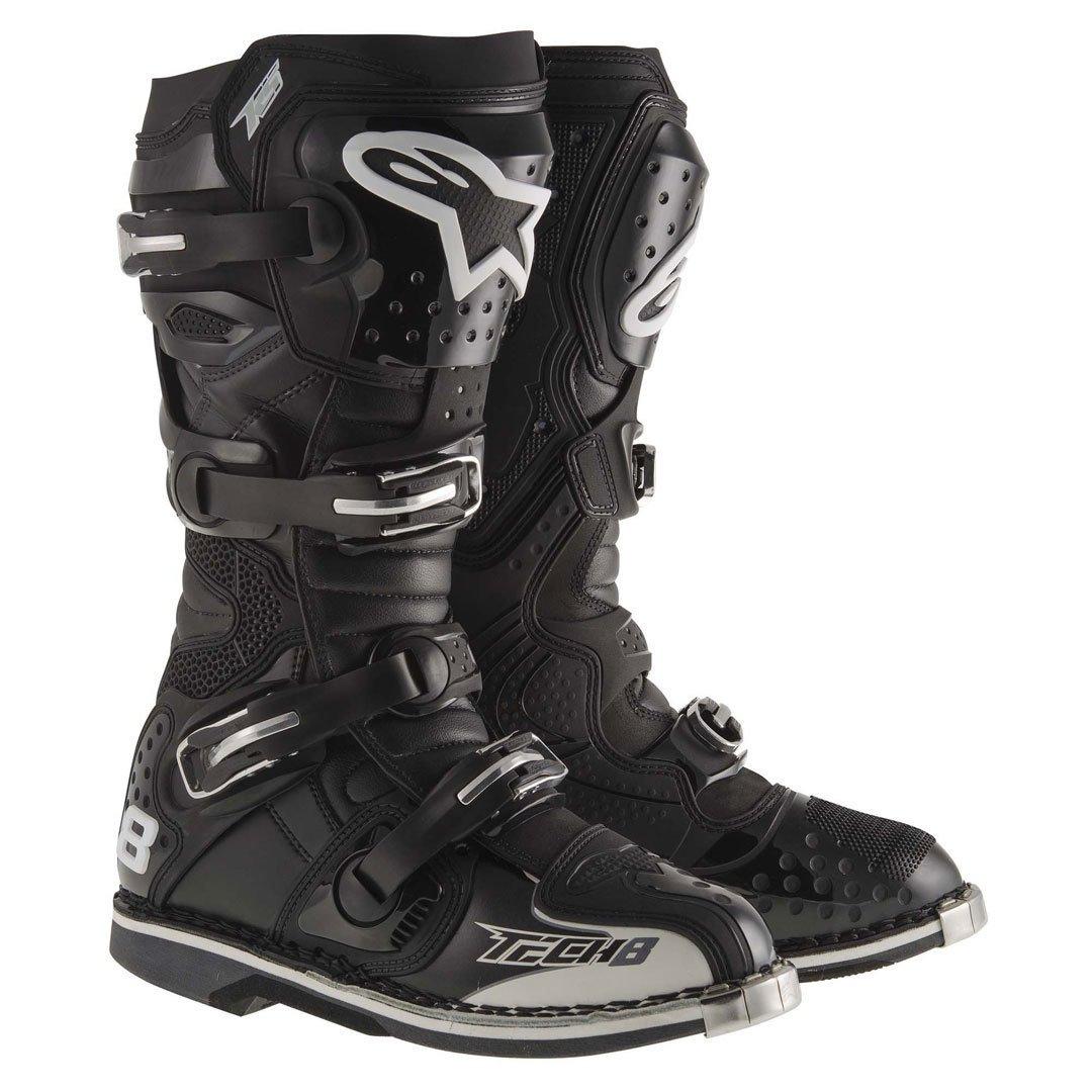 Alpinestars Unisex Adult Tech Boots Black