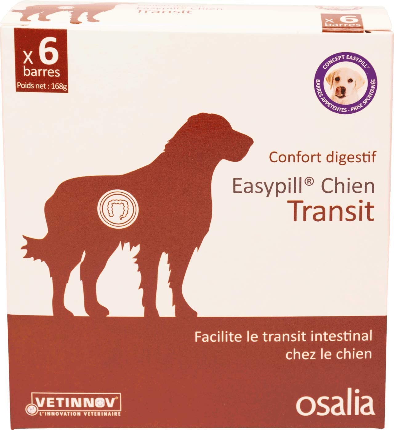 Tratamiento laxante natural para perros