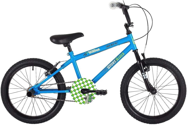 Bumper Stunt rider 50,8cm blau schwarz Jungen BMX-Bike