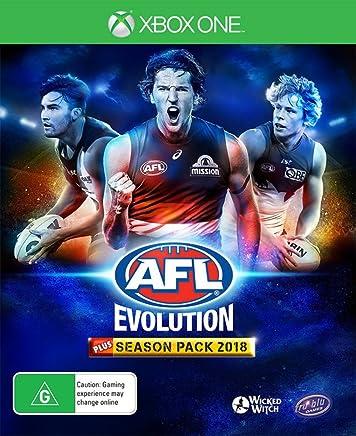 AFL Evolution + Season Pack 2018 (Xbox One)