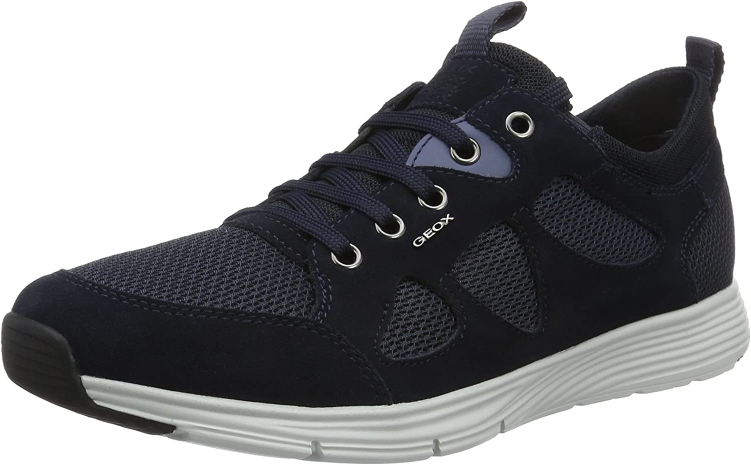 Geox Men's U Snapish B Low-Top Sneakers