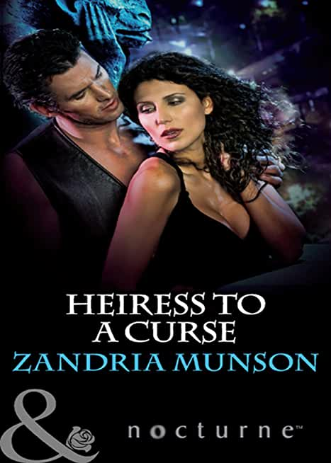 Heiress to a Curse (Mills & Boon Nocturne) (Hearts of Stone, Book 5) (English Edition)