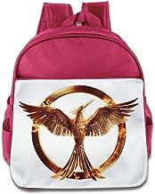 Ysov Mockingjay Children Pre School Schoolbag Pink