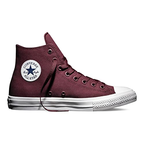 Converse Unisex Adults  Chuck Taylor All Star Ii Reflective Camo Hi-Top  Sneakers 0a5d420ab