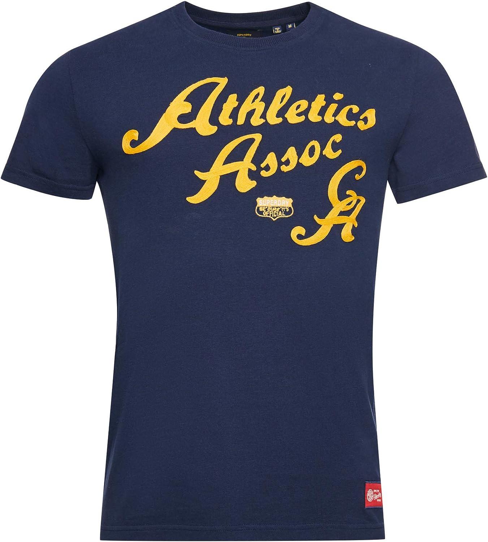 Superdry Core Logo Workwear T-Shirt 4 years warranty Lightweight Al sold out.