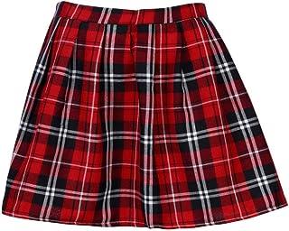 9642a2a410cf51 Amazon.fr : Jupe écossaise Femme