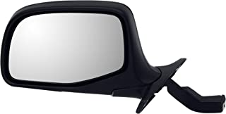Dorman 955-269 Driver Side Manual Door Mirror - Folding for Select Ford Models, Black