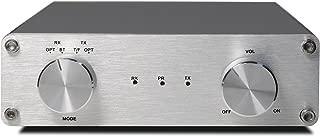 FeinTech AVS00200 40 W Class-D 音频数字放大器带蓝牙aptX 收发器 - 银色