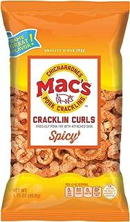 Best mac's spicy cracklins Reviews