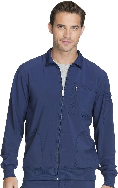 Cherokee shipfree Infinity Men Warm Up Scrubs Tampa Mall Zip Front Jacket CK305A
