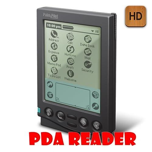 PDA reader