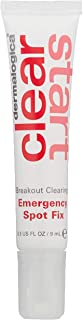 Dermalogica Breakout Clearing Emergency Spot Fix, 0.3 Fl Oz - Acne Spot Treatment with Benzoyl Peroxide and Tea Tree Oil
