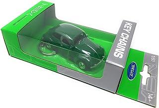 Welly VW Beetle Beetle Bleu Porte-cl/és En M/étal Pendentif Produit Licenci/é 1:60 emballage dorigine