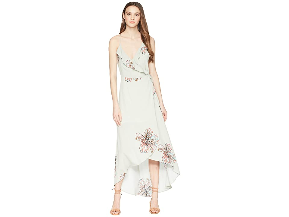 Lucy Love Alter Your Mood Dress (Sage) Women