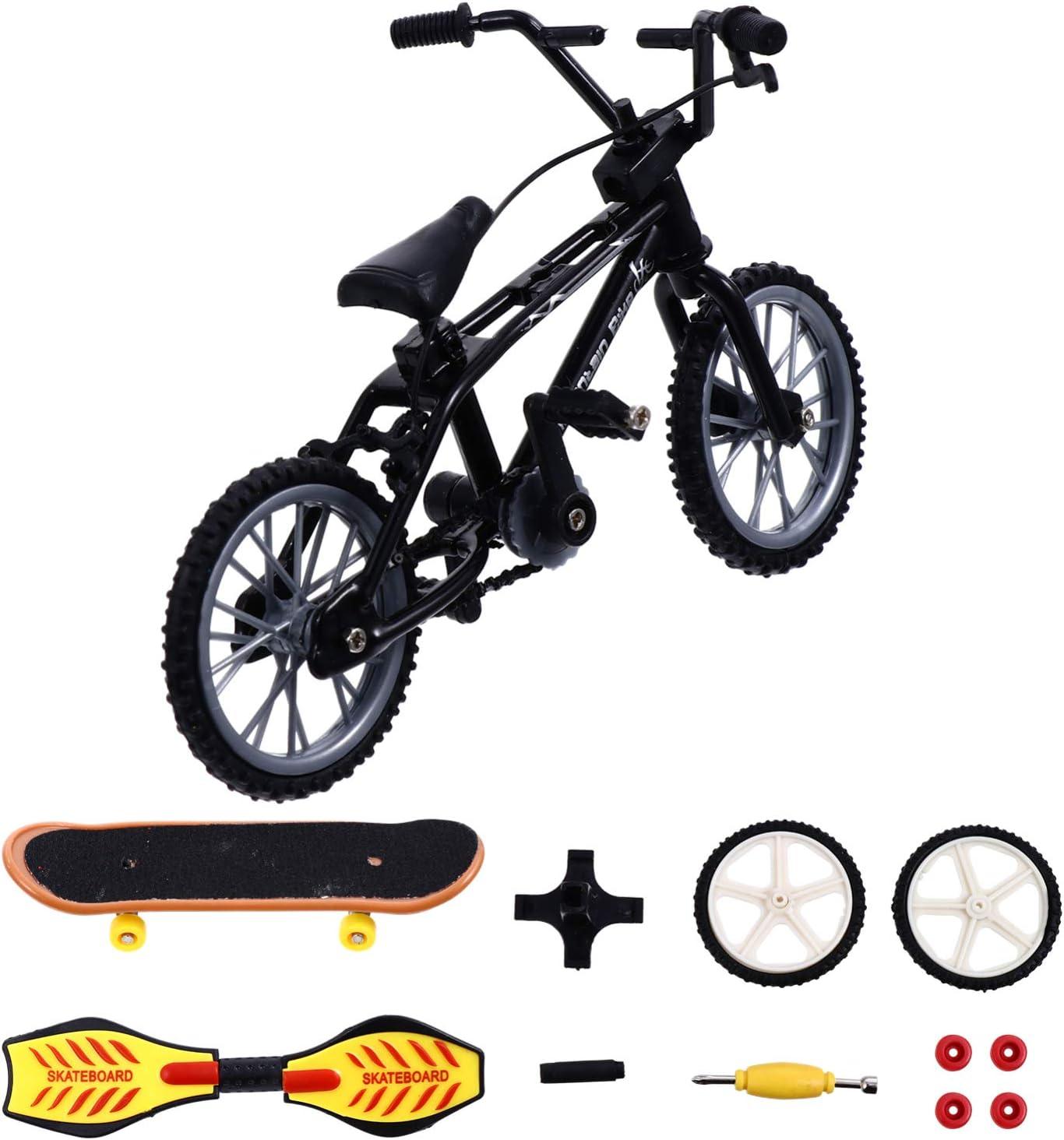 NUOBESTY 1 Sales of SALE items from new works depot Set Mini Skateboard Bike Finger