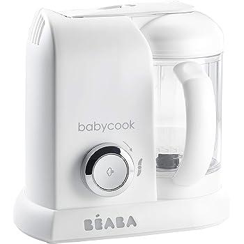 BÉABA, Babycook Duo Robot Bébé 4 en 1 Mixeur Cuiseur