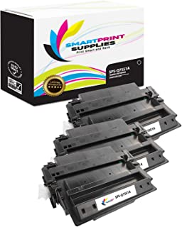 Smart Print Supplies Compatible 51A Q7551A Black Toner Cartridge Replacement for HP Laserjet P3005 M3035 Printers (6,500 Pages) - 3 Pack