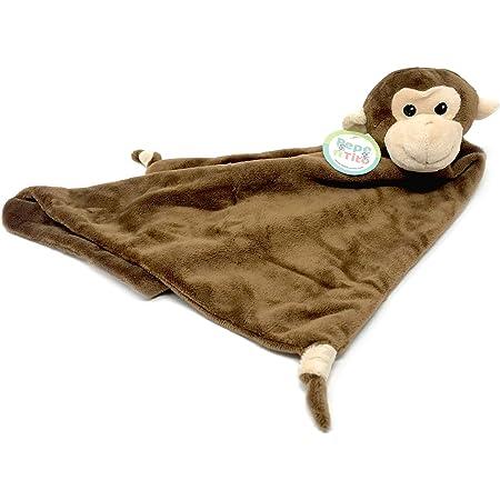 Animal Baby Blanket Car Seat Blanket Monkey Baby Blanket Personalized Baby Blanket Stroller Blanket Baby Girls Blanket