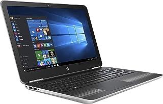 HP Laptop 15.6 Inch ,2 TB,16 GB RAM,Intel 7th Generation Core i7,Windows,Silver - 15-AU
