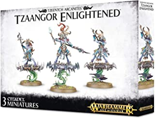 Games Workshop Warhammer Age of Sigmar Tzeentch Tzaangor Enlightened