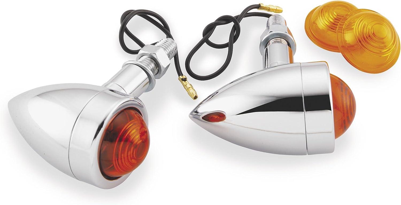 Bikers Choice Mini 35% OFF Bullet Lights Marker Mail order cheap Dual Filament