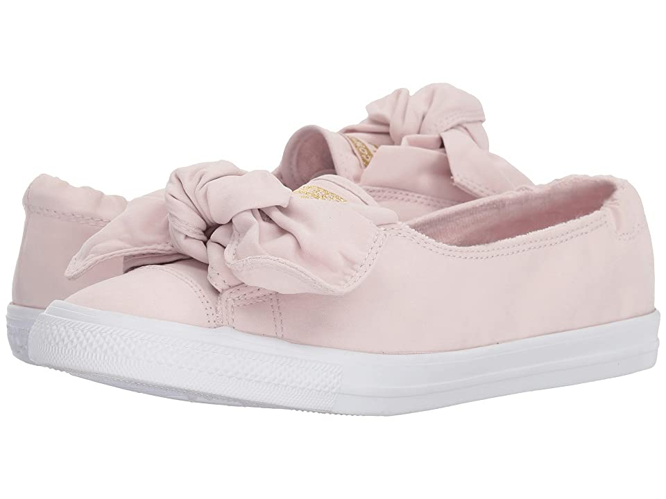 Converse Chuck Taylor(r) All Star(r) Knot Slip (Barely Rose/Barely Rose/White) Women