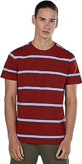 Iconic Men's 2300361 RIO Cotton T-Shirt, Orange