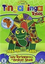 Tinga Tinga Tales: Why Tortoise Has A Broken Shell [DVD]