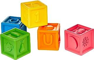 Cubos Divertidos, Toyster Brinquedos, Multicor, Tamanho Único