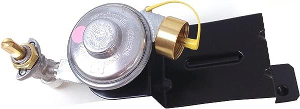 Weber Gas Grill Q120 Replacement Valve & Regulator Manifold 80477