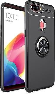 جراب XINKO لهاتف Oppo R11S Plus, PC TPU 2 في 1 Ultra Slim Cover Ring bracket [نحيف] [مضاد للخدش] [امتصاص الصدمات] [متين] f...