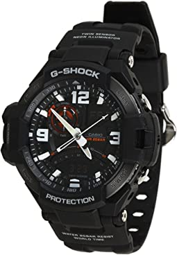 G-Shock - G-Aviation Twin Sensor GA1000