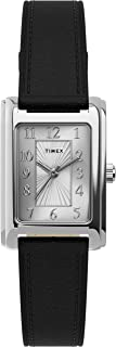 Timex Meriden 21mm Leather Strap Watch For Women